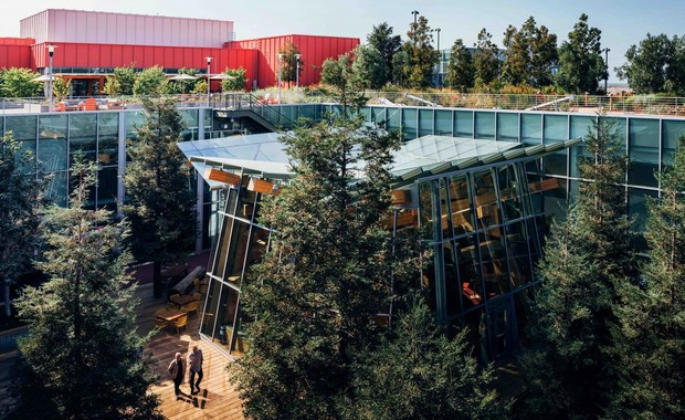 facebook expands its campus with additional frank gehry-designed building (фото 0)