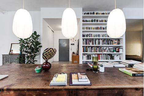 Топ-10: дизайнерские квартиры в Милане | галерея [9] фото [2]