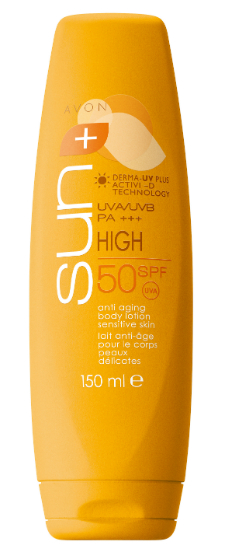 Avon Sun SPF 50