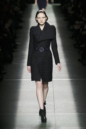 Показ Givenchy коллекции сезона Осень-зима 2009-2010 года prêt-à-porter - www.elle.ru - Подиум - фото 98461