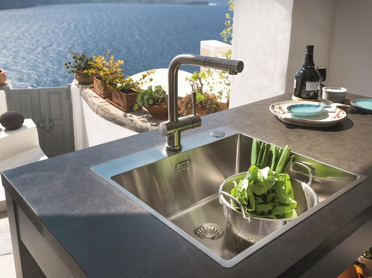 Чистая победа. Приборы и гаджеты которые помогут держать кухню в чистоте (фото 1)