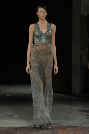 Показ  коллекции сезона Весна-лето 2012 года Haute couture - www.elle.ru - Подиум - фото 331094