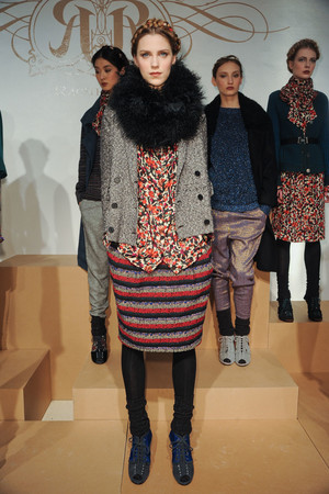 Показ Rachel Roy коллекции сезона Осень-зима 2011-2012 года prêt-à-porter - www.elle.ru - Подиум - фото 231212