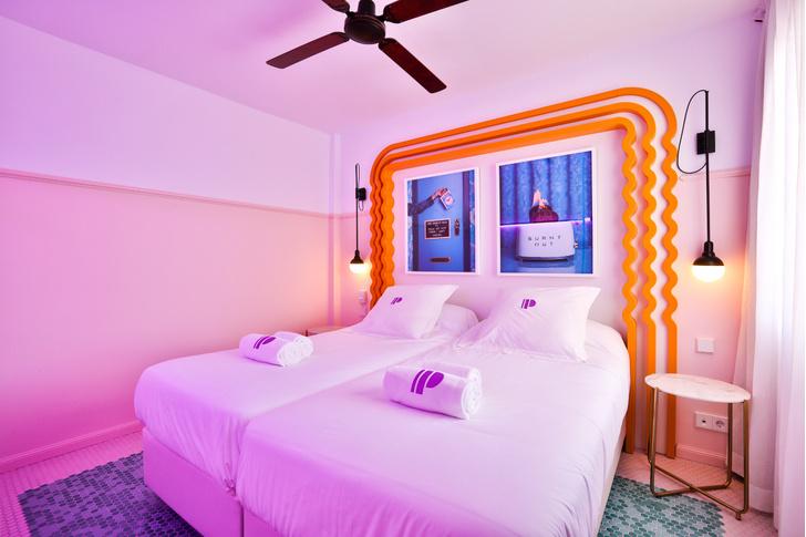 Американский модернизм и группа «Мемфис» в отеле на Ибице (фото 14)