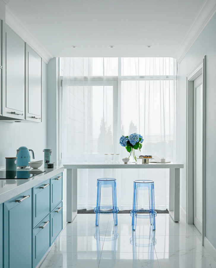 Яркая квартира 140 м² для семьи путешественников (фото 9)