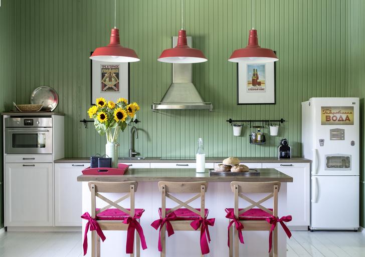Как создать идеальную кухню: советы Жени Ждановой (фото 5)