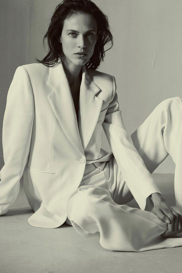 Инструкция: 5 свежих способов носить белоснежные вещи (фото 1)