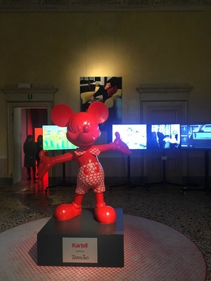 Выставка «The Art Side of Kartell» в Милане (фото 7.1)