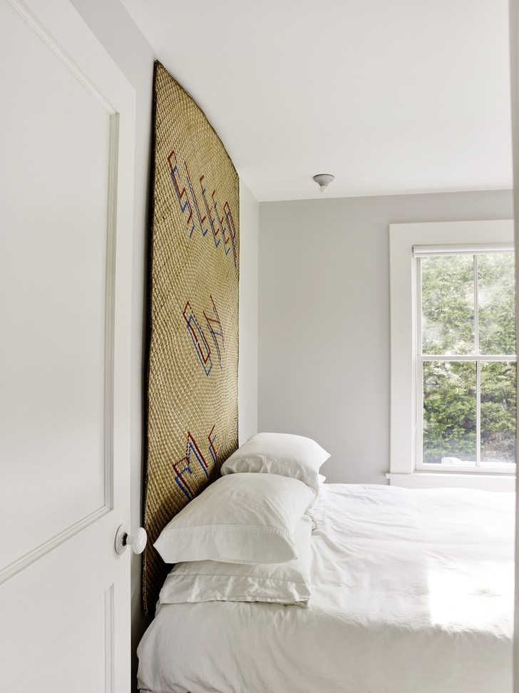 Необычные изголовья: 10 советов и идей для вашей спальни (фото 21)