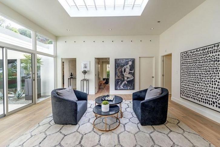 Новый особняк Синди Кроуфорд в Беверли-Хиллз фото [4]