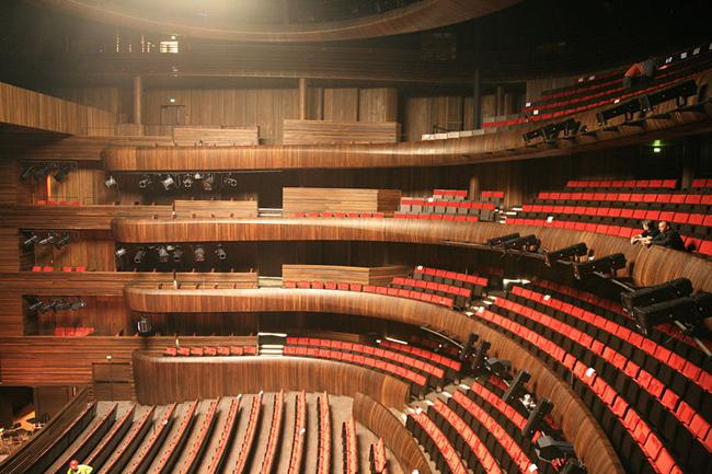 известные театры мира