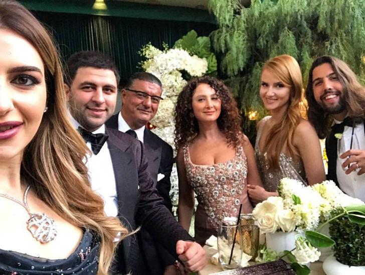 Лимор Хихинашвили, Джейкоб и Анджела Арабо, Анастасия Масуд Фукс и Масуд Абделхафид