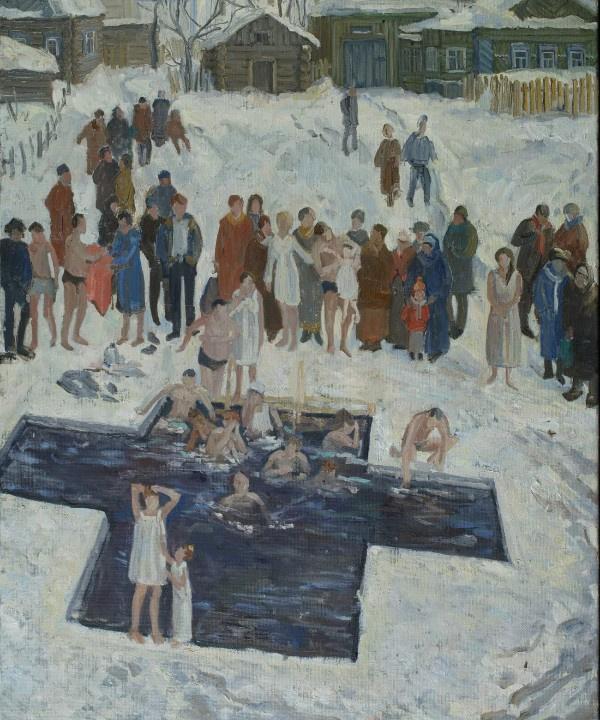 Крещение: пять традиций русского праздника