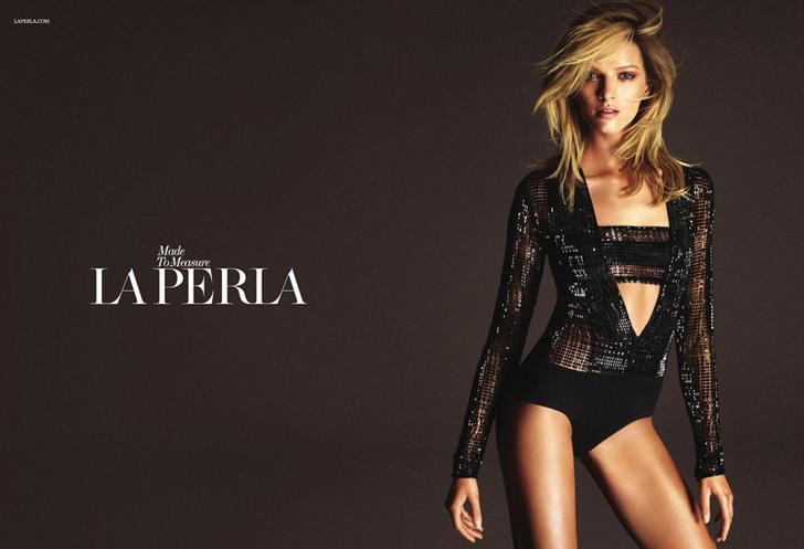 Новая коллекция нижнего белья La Perla