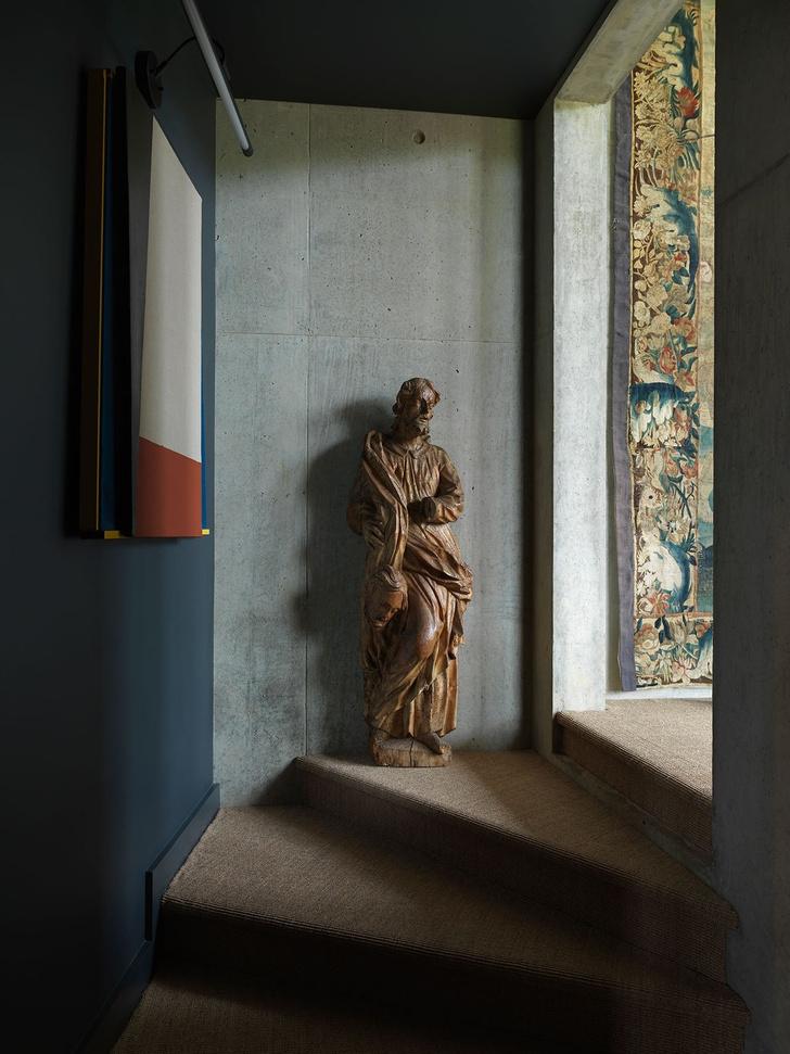 Дом архитектора Адама Ричардса в Западном Сассексе (фото 8)
