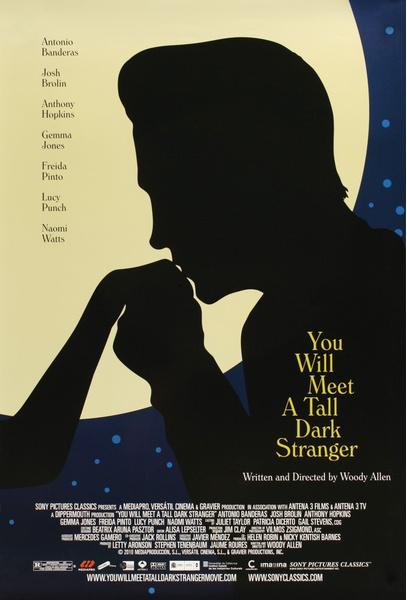 №10. «Ты встретишь таинственного незнакомца» (You Will Meet a Tall Dark Stranger), 2010