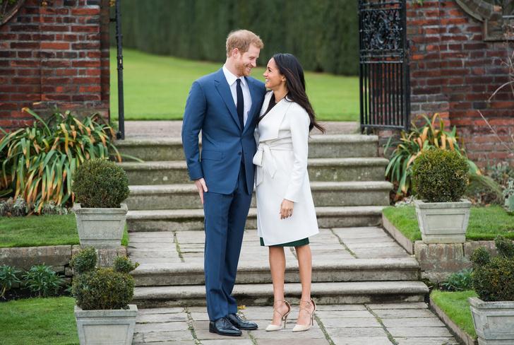 Все, что известно о свадьбе принца Гарри и Меган Маркл (фото 1)