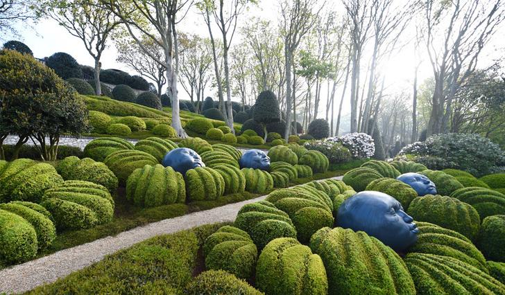 Самые красивые новые парки мира фото [7]