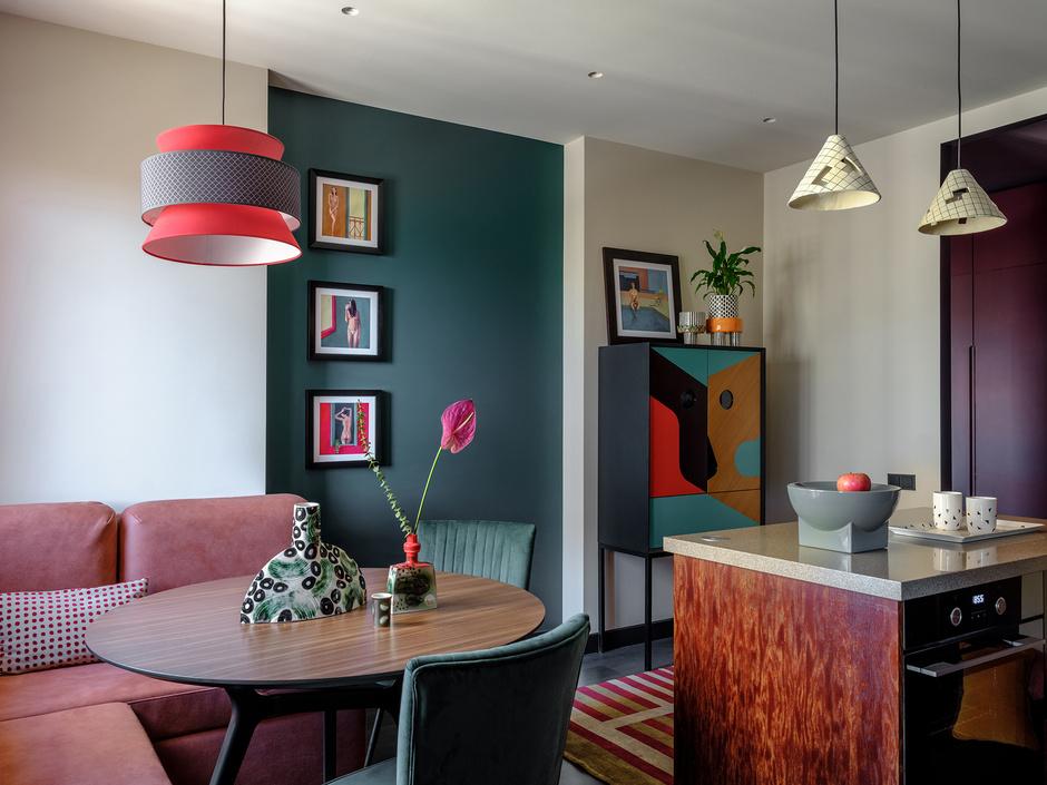 Квартира 90 м²: проект Татьяны Архиповой (фото 0)