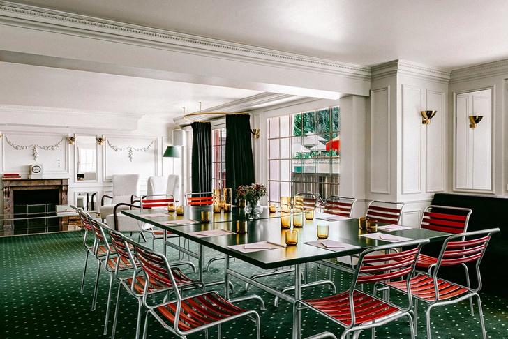 Experimental Chalet: новый дизайнерский отель в Альпах (фото 15)