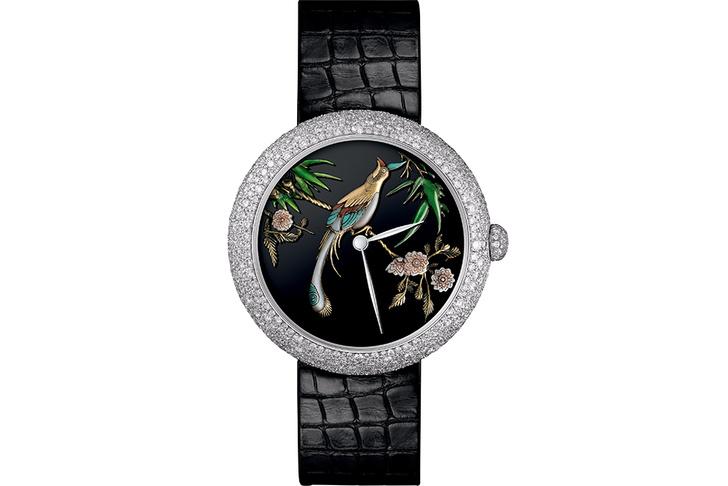 Часы Mademoiselle Privé Coromandel Glyptic