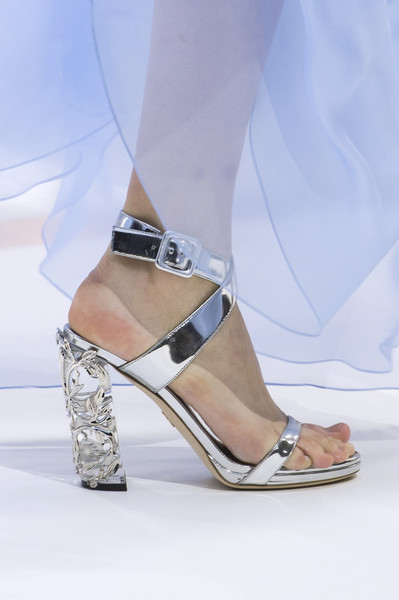 Тенденции обуви 2018 фото