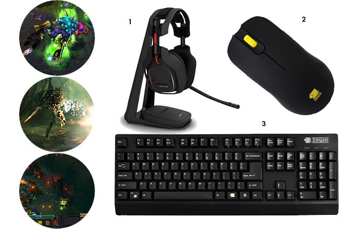 Цель — победа: выбор геймерш-киберспортсменок