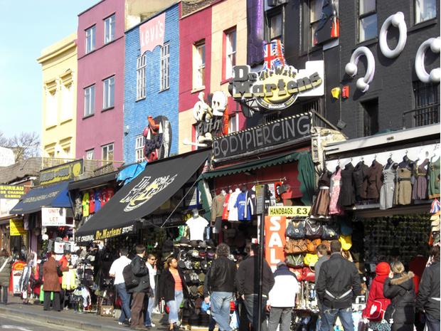 рынок Кэмден (Camden Market)