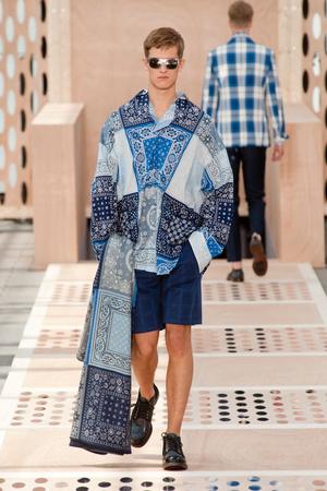 Показы мод Louis Vuitton Весна-лето 2014 | Подиум на ELLE - Подиум - фото 3511