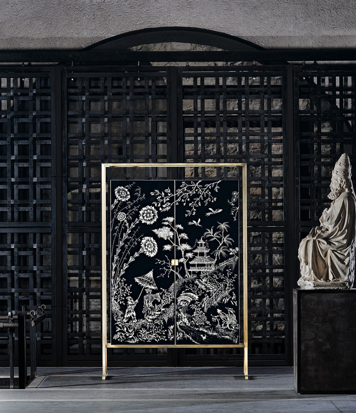 arte veneziana шинуазри