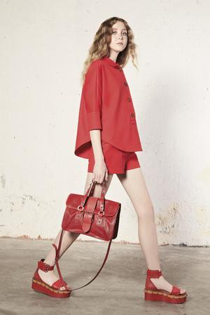 Red Valentino | Подиум на ELLE - Подиум - фото 4991