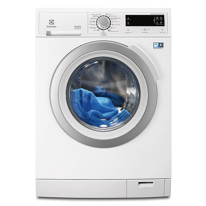 Новые стирально-сушильные машины от Electrolux | галерея [1] фото [3]
