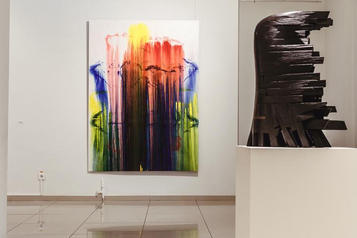 Форма & Цвет: выставка Валерия Пчелина и Игоря Михайленко (фото 0)