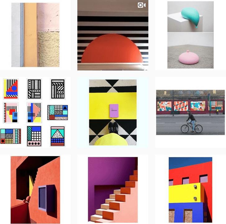 Дизайн-звезды Instagram (фото 20)