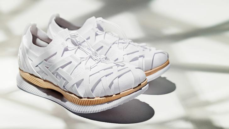 Кенго Кума создал кроссовки для Asics (фото 0)