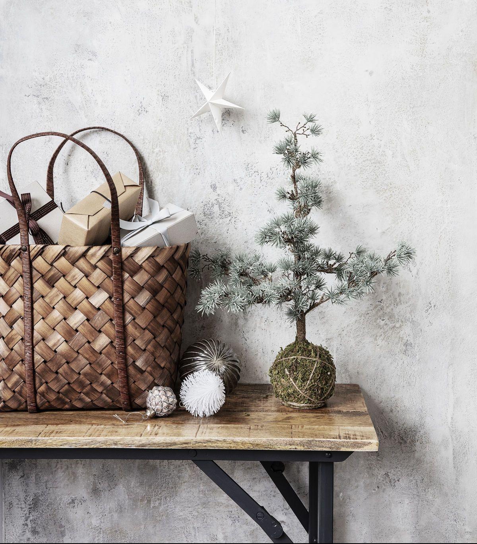 Новогодний декор из природных материалов: 10+ идей (галерея 1, фото 3)