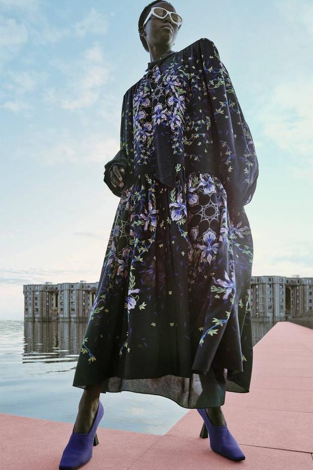 Какая древняя богиня послужила вдохновением для новой коллекции Givenchy? (фото 2)