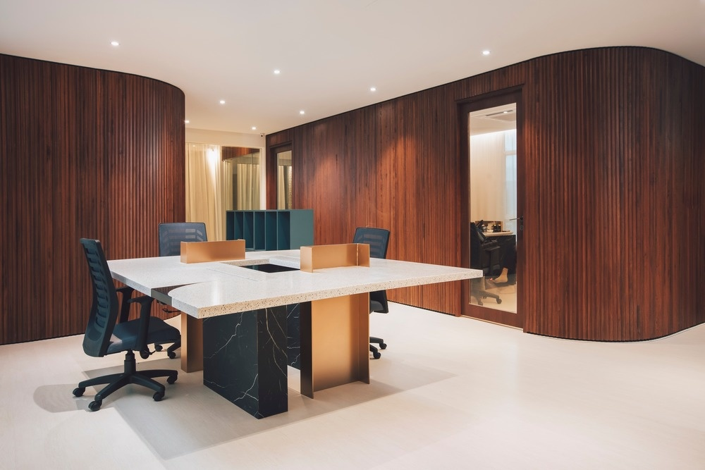 Офис с домашней атмосферой в Куала-Лумпуре (галерея 11, фото 2)