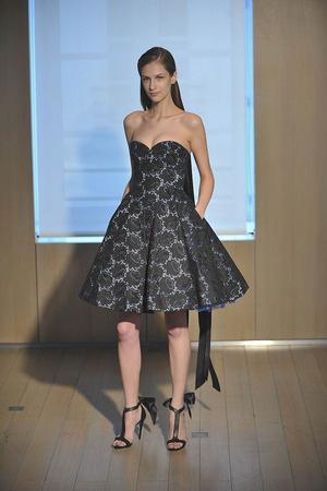 Показ Alexis Mabille коллекции сезона Осень-зима 2009-2010 года haute couture - www.elle.ru - Подиум - фото 87118