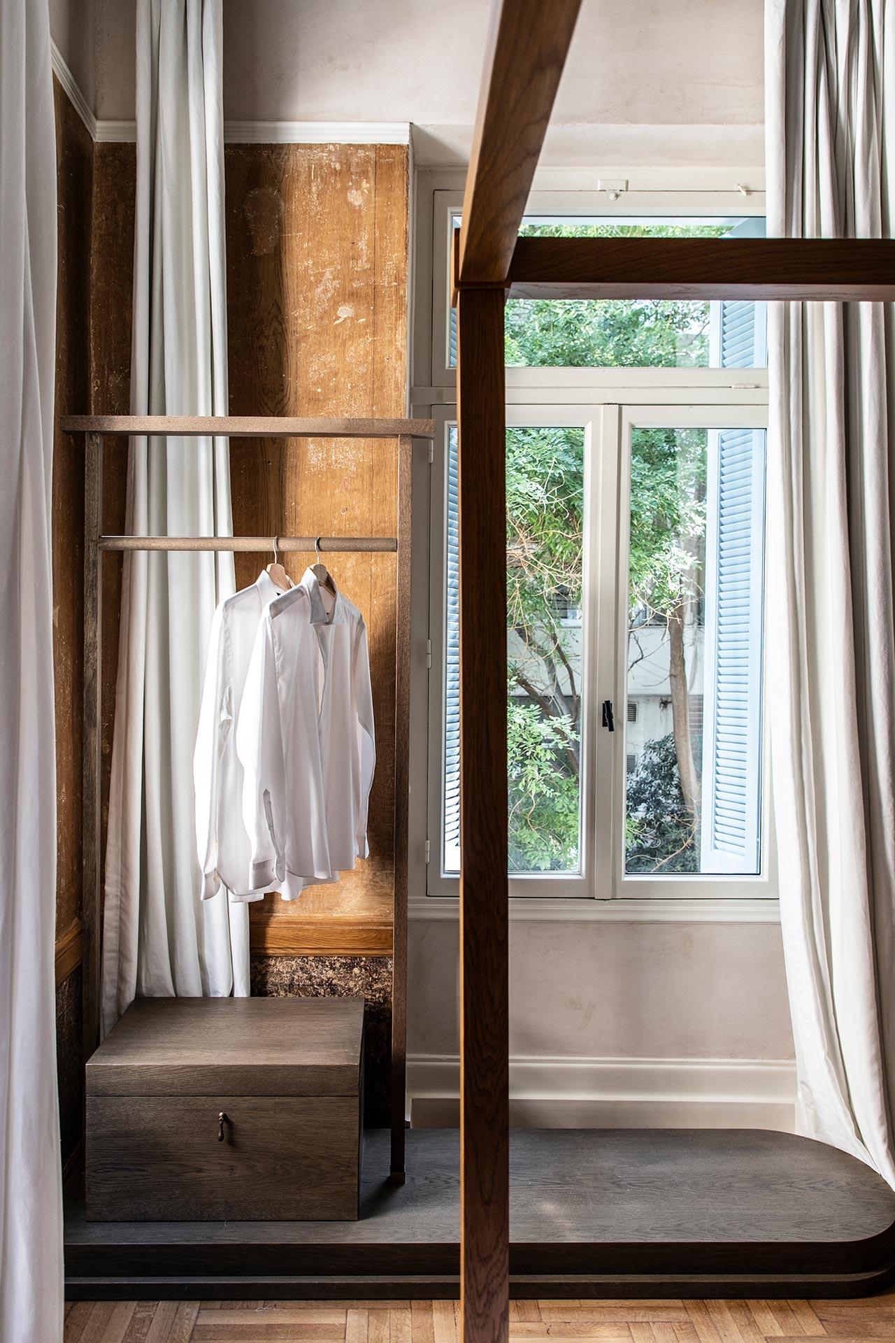 Уютный бутик-отель Monsieur Didot в Афинах (галерея 14, фото 2)
