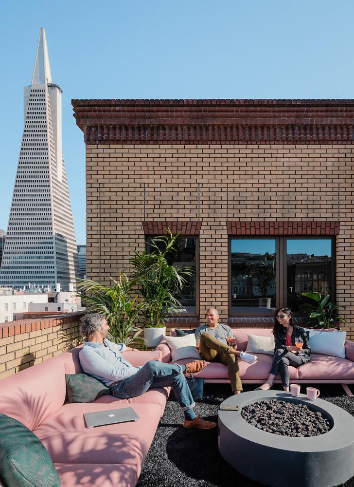 Коворкинг Ива Беара в Сан-Франциско (фото 5)