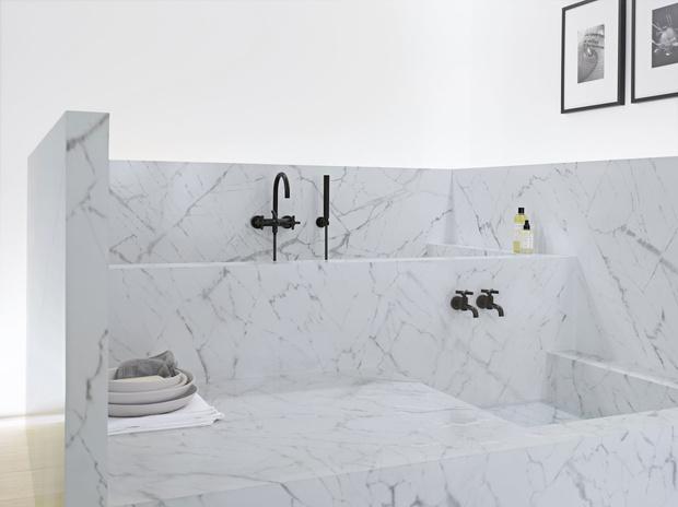 Стильная ванная комната: 10 трендов (фото 18)