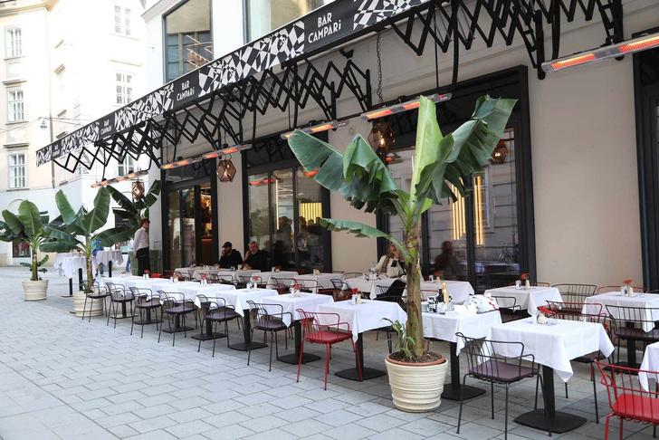 Dolce vita: Cambari Bar по дизайну Маттео Туна в Вене (фото 2)