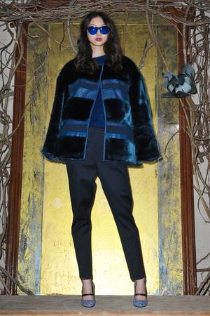Показ Cynthia Rowley коллекции сезона Осень-зима 2013-2014 года Prêt-à-porter - www.elle.ru - Подиум - фото 490013