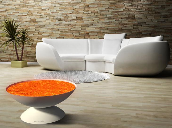 Оранжевый цвет в интерьере: 7 ярких идей (фото 7)