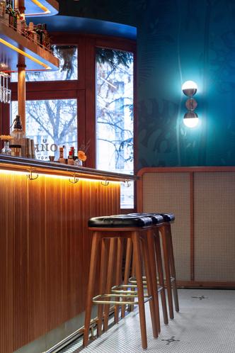 """Ресторан """"Сойка"""" в Екатеринбурге: проект Hot Design Folks (фото 10.1)"""