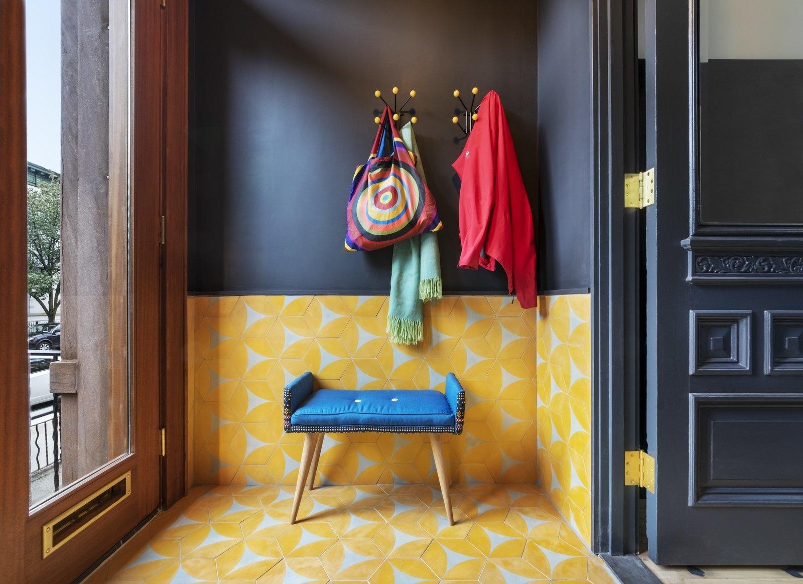 Желтый цвет в интерьере: 15 идей (галерея 0, фото 0)