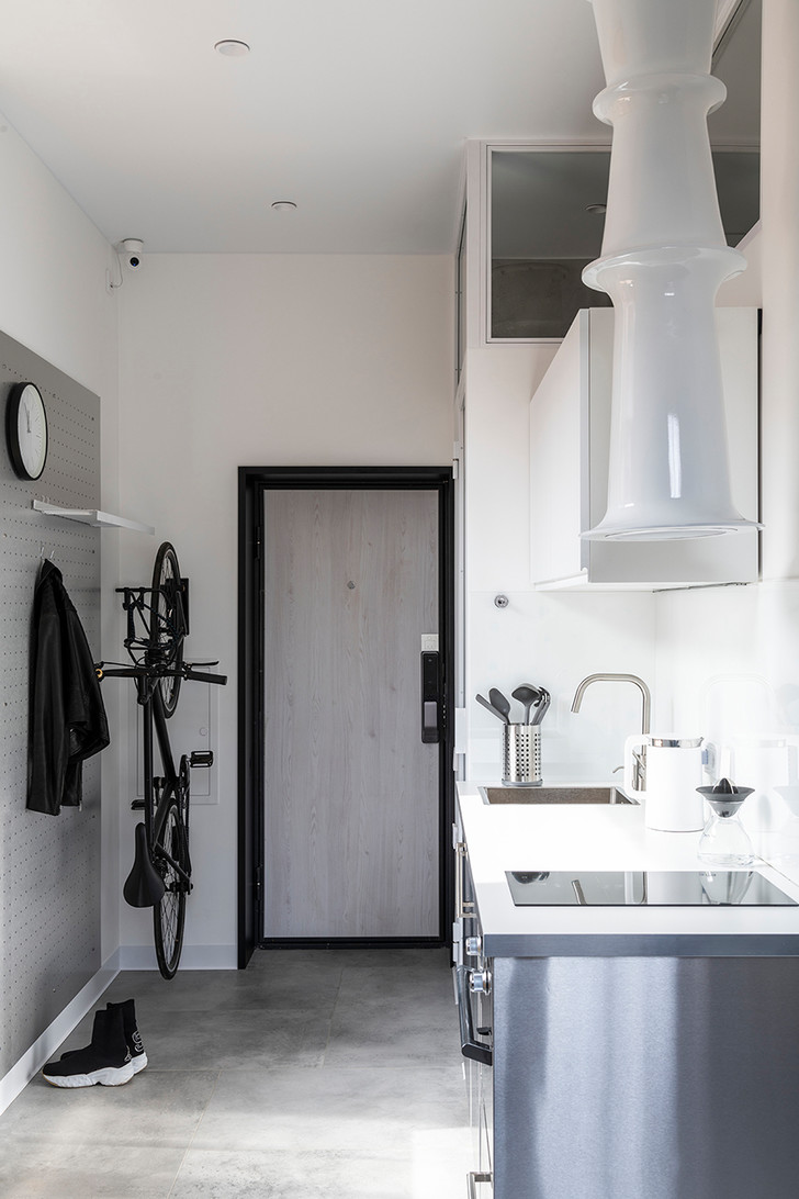 Квартира 18 м², где есть все необходимое для жизни (фото 5)