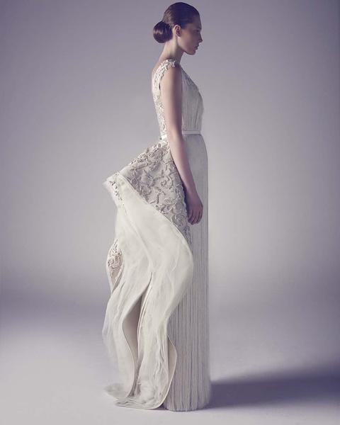 ЗАМУЖ НЕВТЕРПЕЖ: 10 самых красивых свадебных коллекций сезона | галерея [1] фото [2]