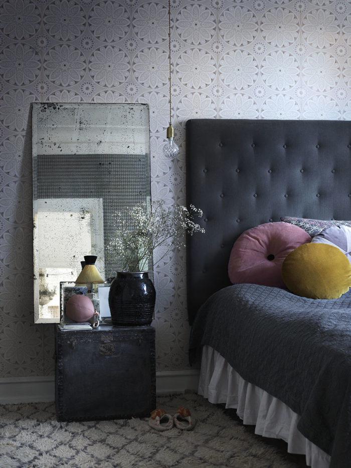 Необычные изголовья: 10 советов и идей для вашей спальни (фото 22)